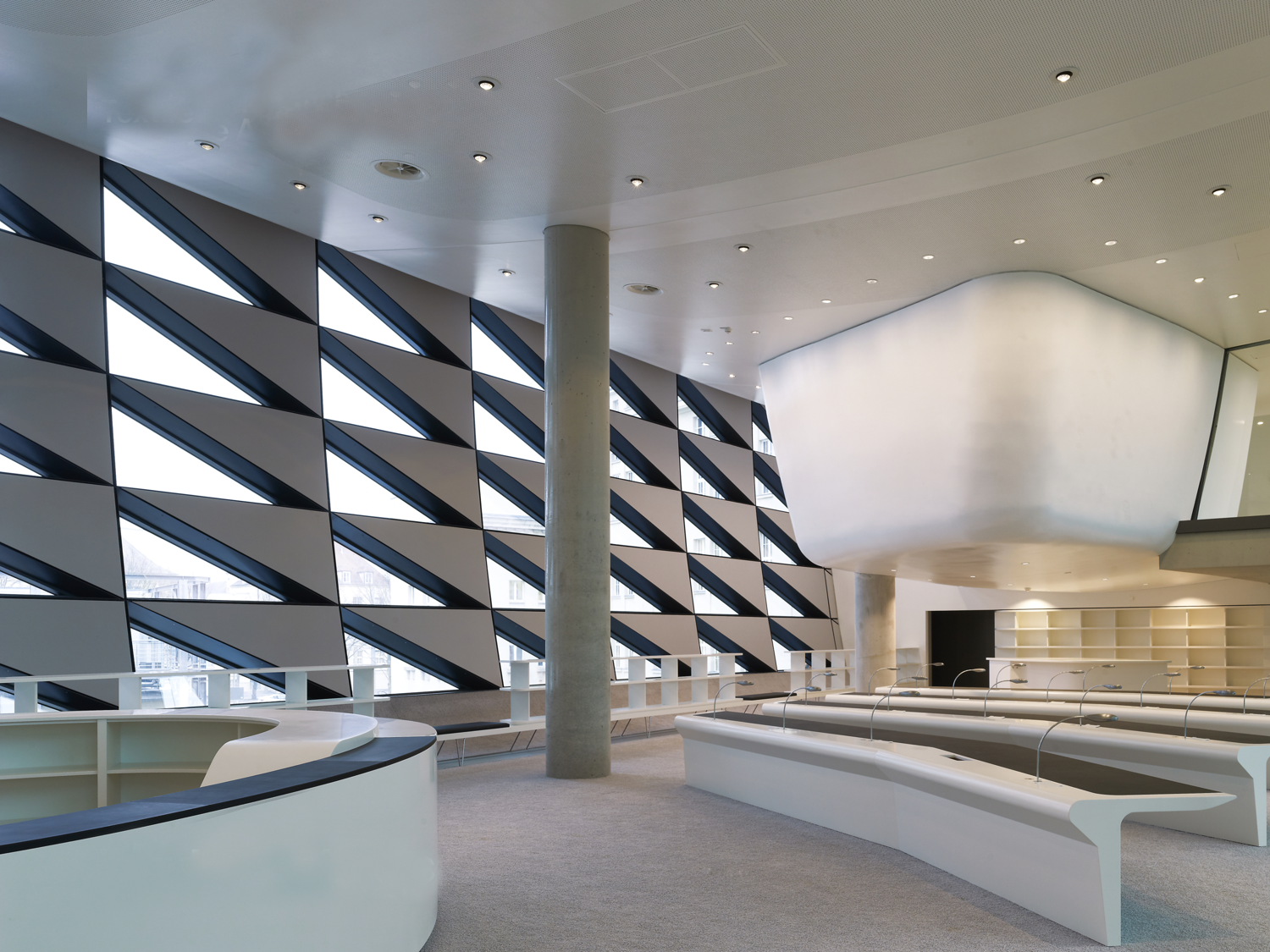 Dry Lining Trims Suspended Ceiling Partitioning